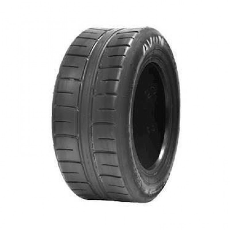 Avon ACB10 gade dæk. Str. 7.0/22.0-15 (195/45-15). Compound A60