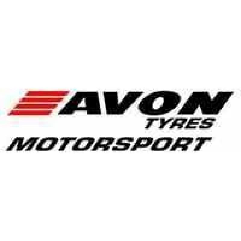Avon Formel Ford regn dæk. Str. 160/530R13. (Spec. 13593M)