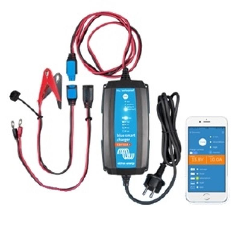Victron lader 12V 7A til Odyssey og lithium batterier