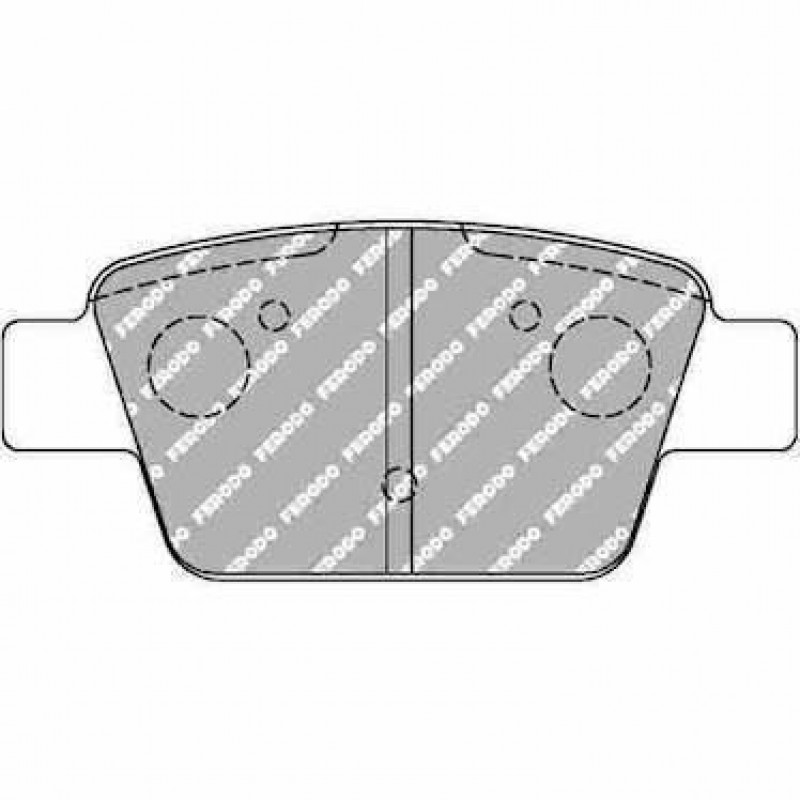 Ferodo DS3000 bremseklods FCP1469R