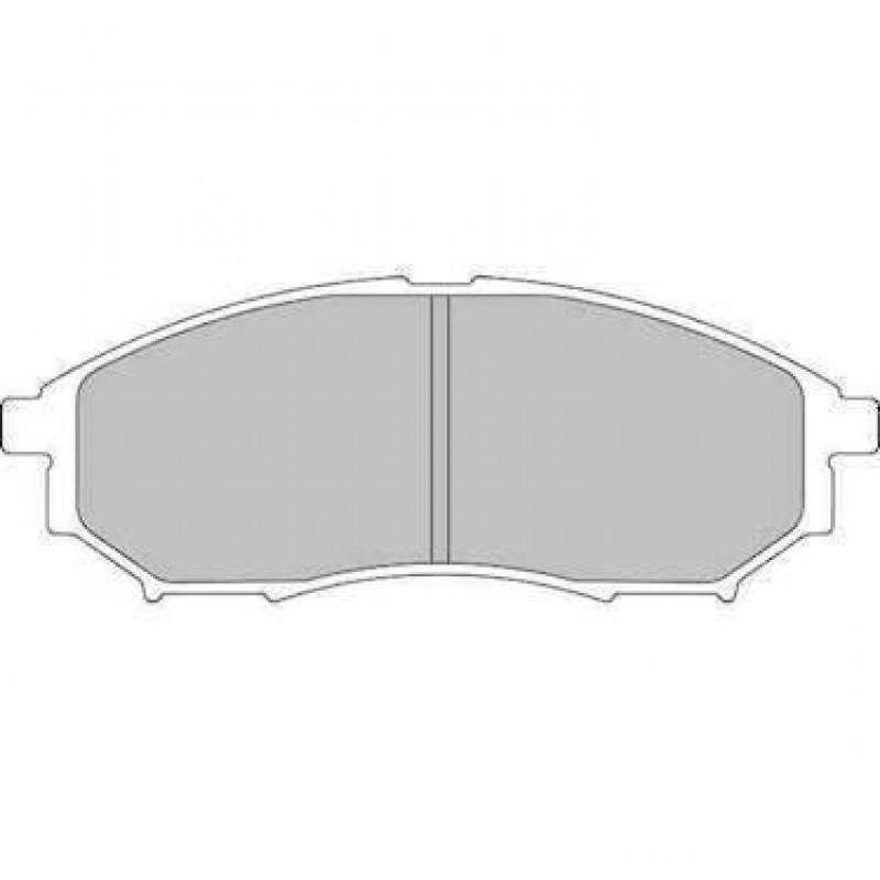Ferodo DS2500 bremseklods FCP1690H