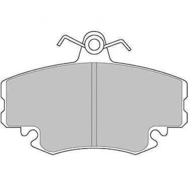 Ferodo 4003 bremseklods FCP845C
