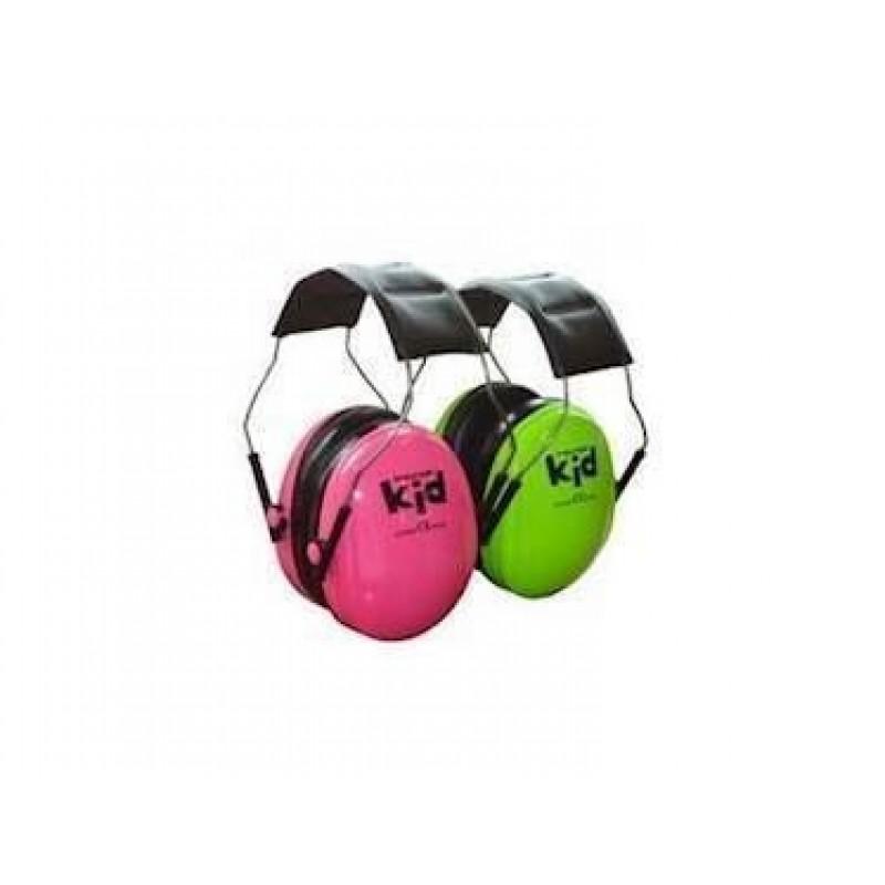 Høreværn til børn fra Peltor. One-size. Pink