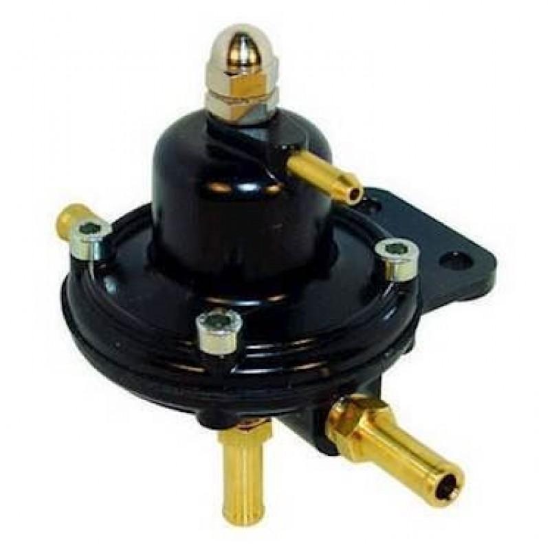 Benzintryksregulator lavtryk Malpassi til at regulere højtryk ned til lavtryk med 8mm tilslutninger