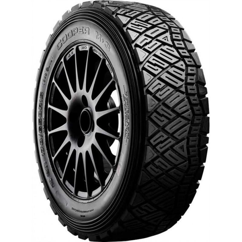 Cooper Rally M+S dæk. Str. 160/605R15. Compound A64/Soft. (Spec. 8008M)