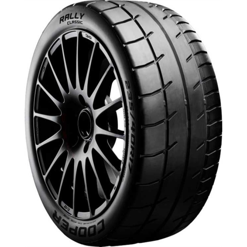 Cooper Rally Classic Tarmac CT01 dæk. Str. 235/40R17. Compound 545/Soft. (Spec. 17281M). E-mærket