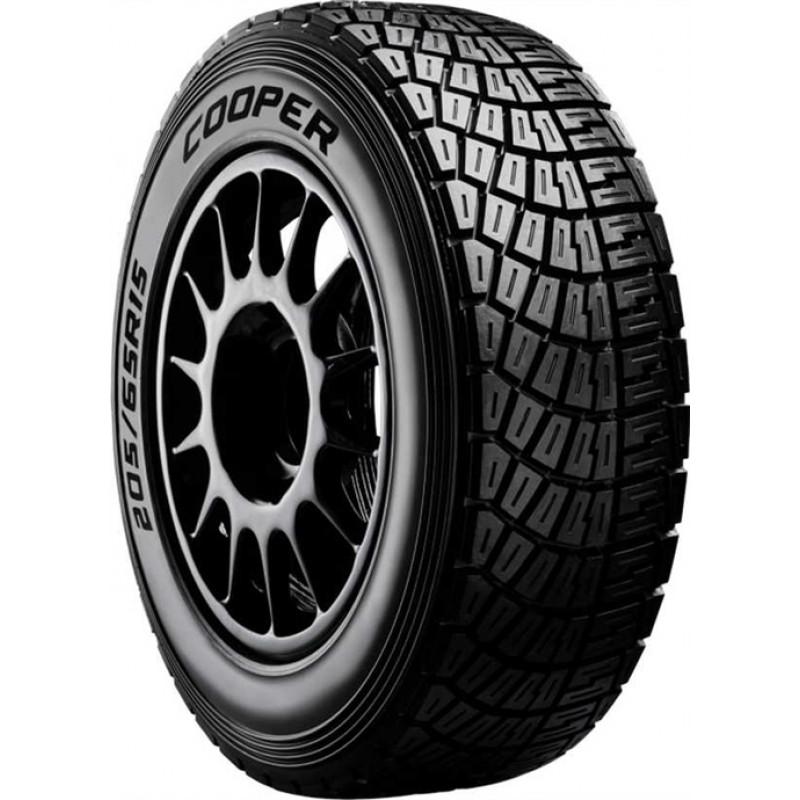 Cooper Rally Discoverer Gravel DG1 højre dæk. Str. 175/70R15. Compound 545/Soft. (Spec. 17242M)