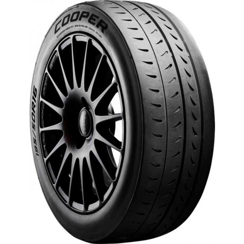 Cooper Rally Discoverer Tarmac DT1 dæk. Str. 195/50R16. Compound 240/Xtra Soft. (Spec. 17260M). E-mærket