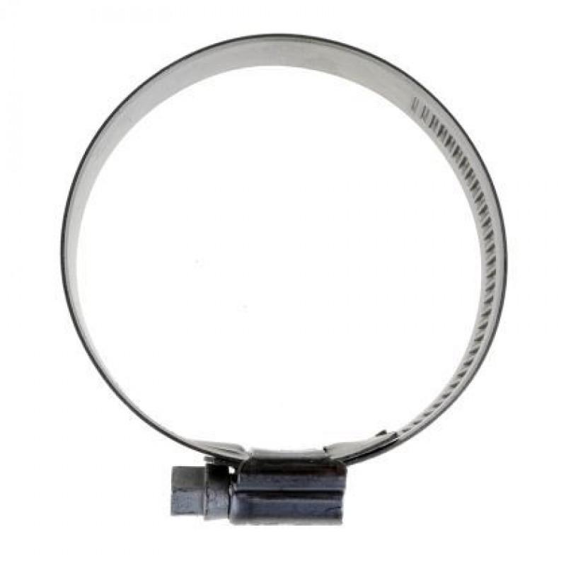 Tria W4 spændebånd 25-40mm diameter. Bredde 12mm. Rustfri.