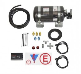 LifelineZero360FIA30kgElektriskildslukkersystemPoleretalucylinderNovec1230InklusivFIAgodkendtbeslag-20