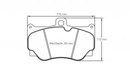 PagidbremseklodsS8011RSC1-20
