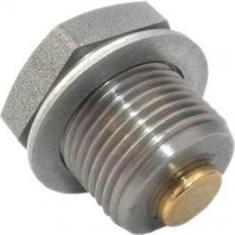 Goldplugmagnetiskbundprop20mmx15gevind-20