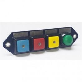 Cartekkontaktpaneltilrelbox3farvedeknappersamtstartknap-20