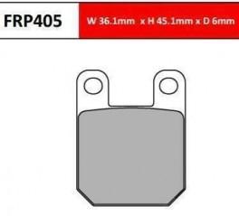 FerodoKartbremseklodsFRP405KS-20
