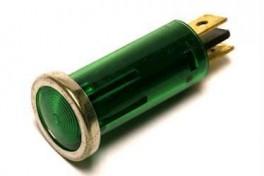 Lillelampetilfeksadvarselslysladelampe12V2WGrn-20