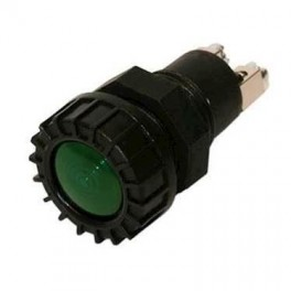 Storlampetilfeksadvarselslysladelampe12V2WGrn-20