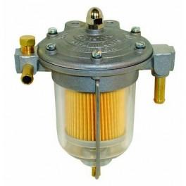 BenzintryksregulatorlavtrykMalpassi85mmFilterKingmedglasbeholdermed8mmtilslutninger-20