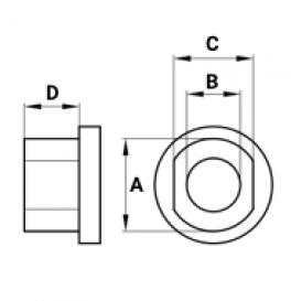 Pagidbolteogmtrikertilbremseskivebobbin12par-20